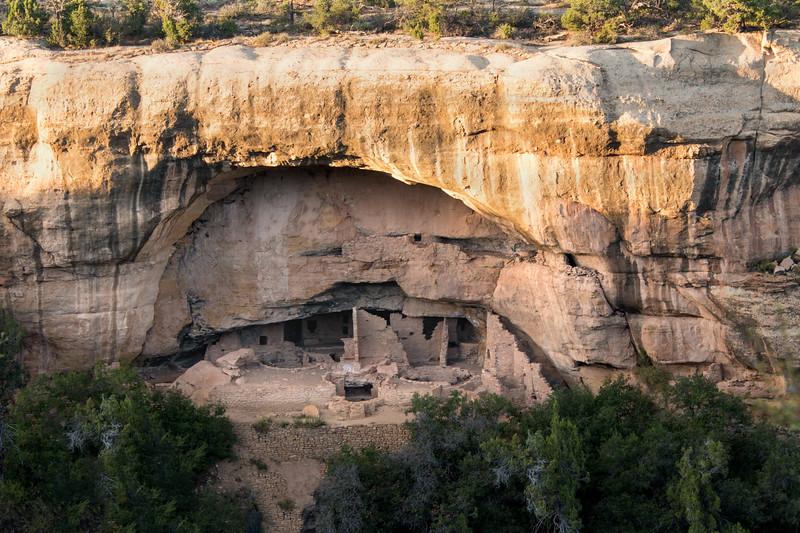 2017-09-15 Cliff Palace, Mesa Verde National Park, Colorado