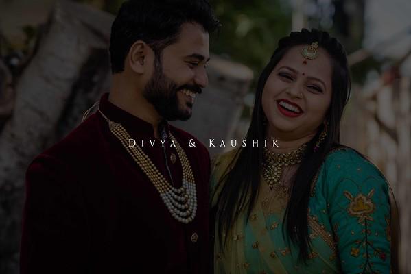 Divya & Kaushik /2019