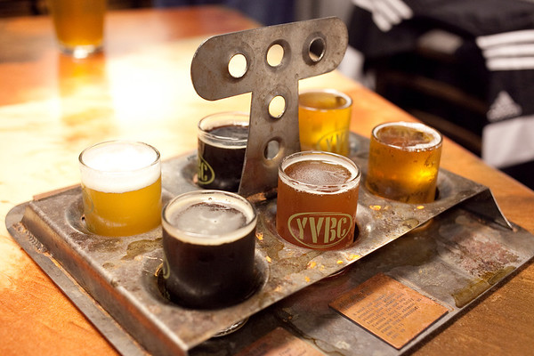 YVBC Beer & Pizza