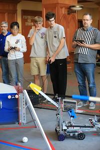 Robotics Competition 2018