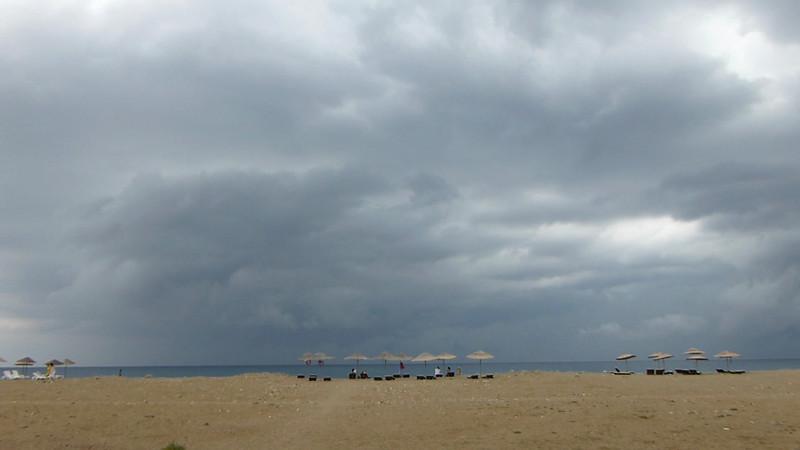 Wolken am Strand.MTS