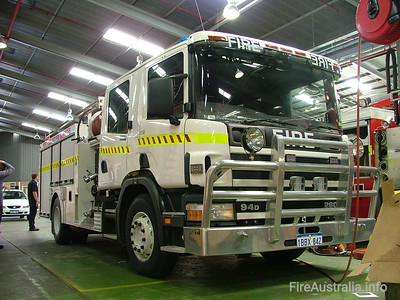 MP60 - Scania - Medium Pumper