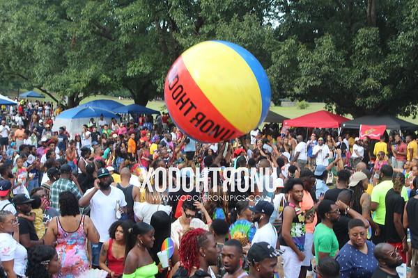 9.1.19 Piedmont Park Pure Heat Festival & Sunday Night!