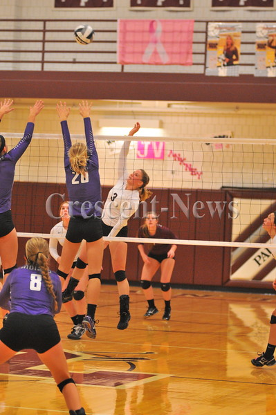 10-21-15 Sports Ft Recovery @ Paulding Sectional VB