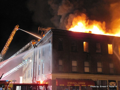 Leominster - 7th Alarm November 2012