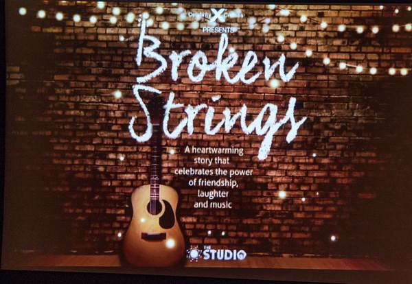 Broken Strings Show