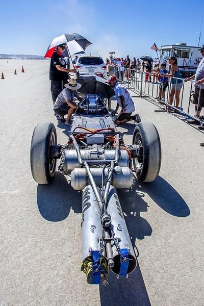 El Mirage Dry Lakes Land Speed Racing
