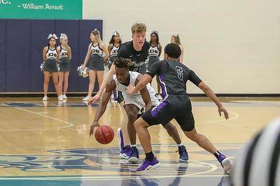 Boys Basketball: Potomac Falls @ John Champe 1.18.2019 (By Jeff Scudder)