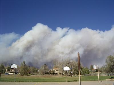 Overland Fire Smoke