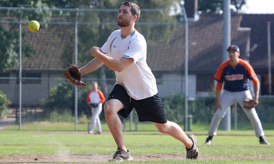 09-25 Thamen's Mixed Slowpitch Toernooi