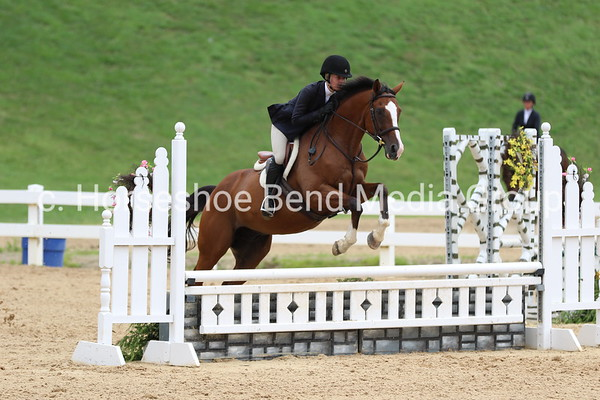 2019 House Mountain Summer Horse Show -- Tuesday -- Wiley Arena -- Morning Classes