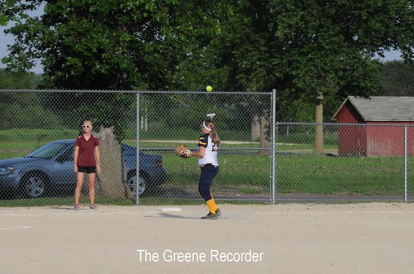 JV Softball at Clarksville