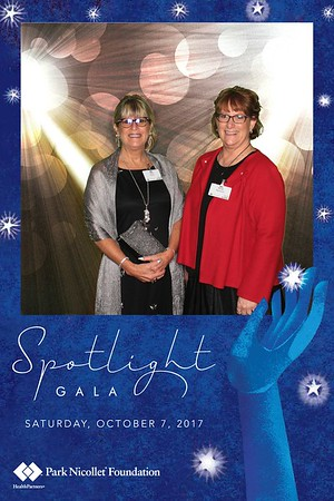 Park Nicollet Foundation Spotlight Gala Photo Booth Photos
