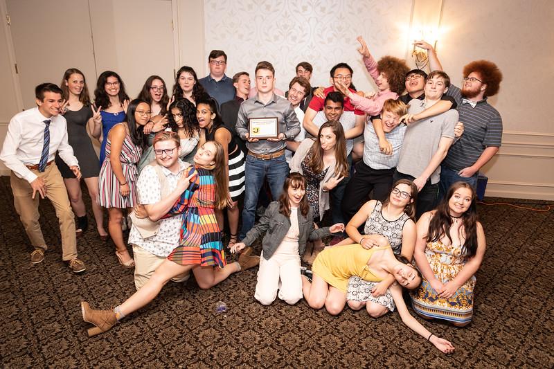 UMPA 2019 Music Awards Spring Banquet