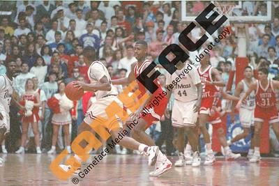 1990-1991 Men's Basketball