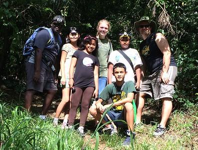 2014-09-07 Talofofo Caves Pathfinder Hike