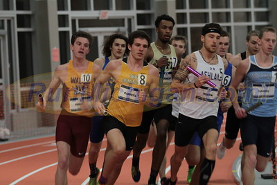 GLIAC Indoors 2017 - Distance Medley Relay - Men