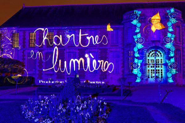 Chartres en Lumiere - divers monuments