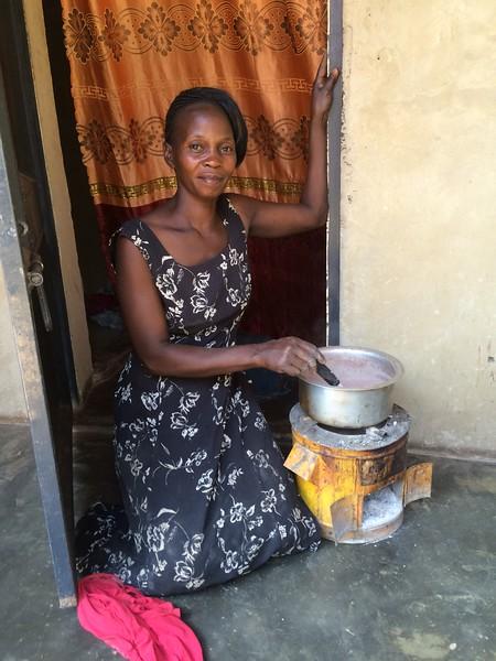 KAWEMPE-TULA, UGANDA: Kisakye Alice