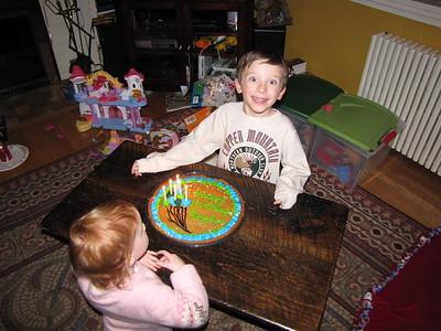 2010 Hayden's 6th  Birthday