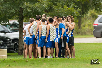 RCS Boys Cross Country