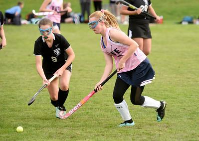 Stowe vs Spaulding field hockey