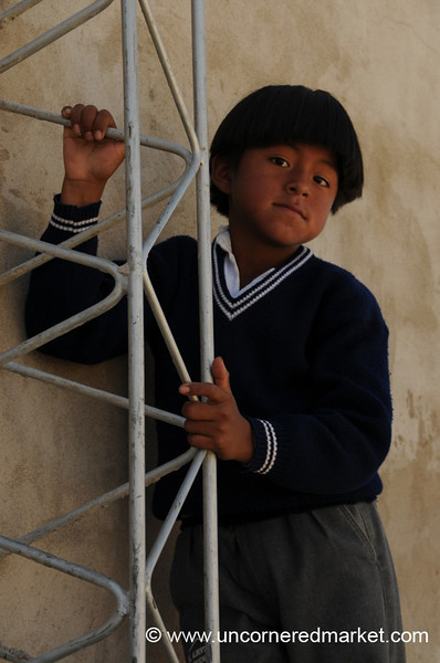 Preppy Look - Tarija, Bolivia