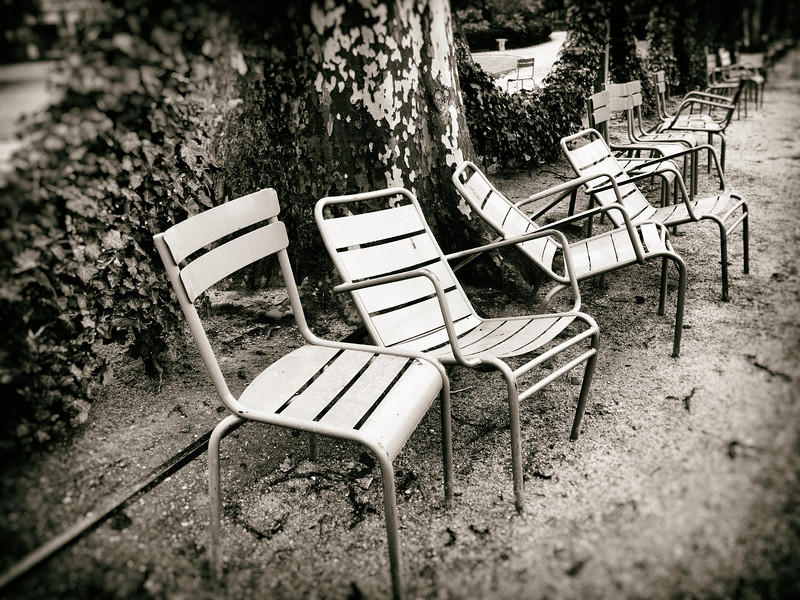 Jardin du Luxembourg Chairs