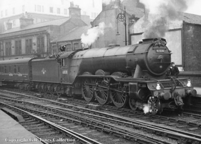 60035 - 60042) Built 1934 Doncaster (A3 as built)
