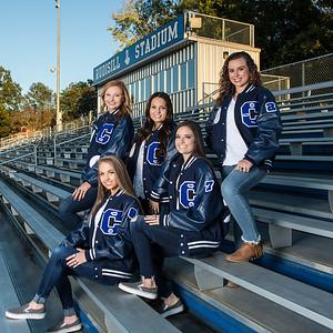 Cherryville - Senior Cheer
