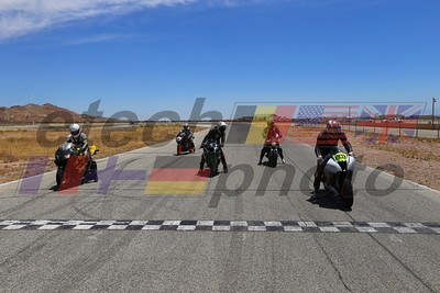 CornerWorker Mock Race