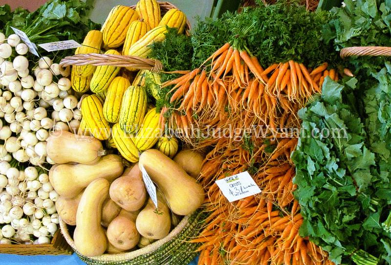 Easton Farmers Market, Easton, PA  11/24/2012