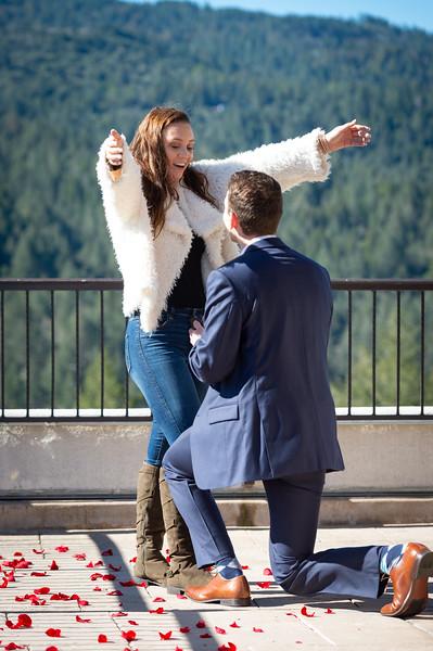 Kaitlyn & Brandon Marriage Proposal