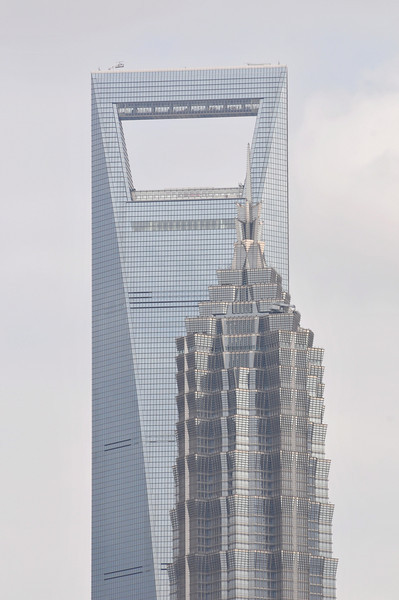 Shanghai Famous Towers