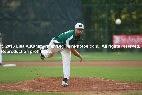 vs. Gaithersburg Giants, 7/22/2016, The Game