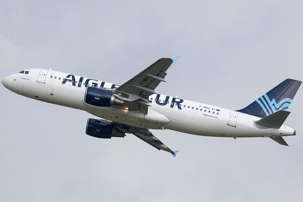 F-HBIS - Airbus A320-214