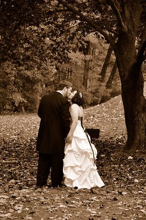 Lindsey & Brian - 10/15/2011