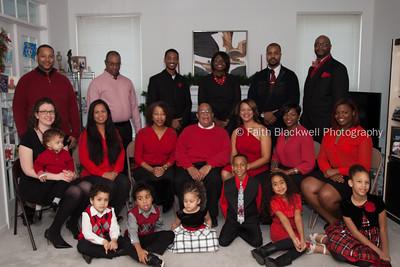 Treadwell Family 2015