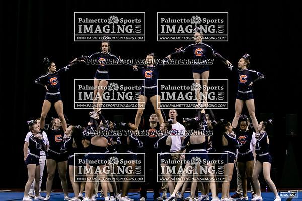 Chapman-2019 State Cheerleading Championship