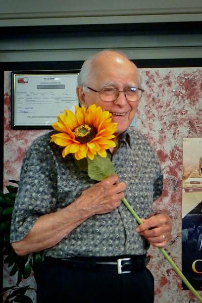 Grandpop's 90th