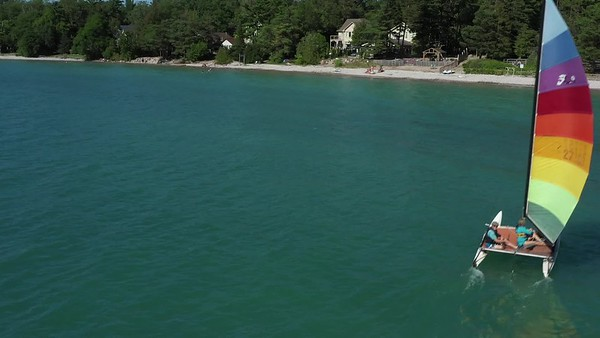 Drone Video of Cottage