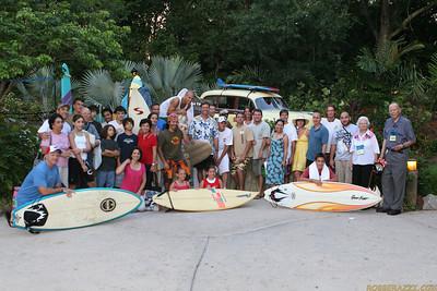 Panama Canal Reunion 2008