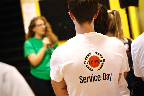 Advent International Service Event 2019 - City Year Boston