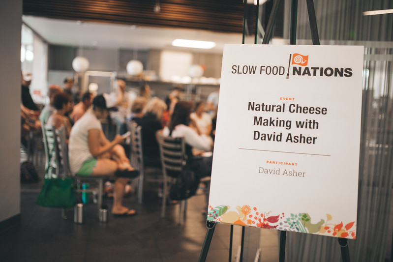 Natural Cheesemaking with David Asher