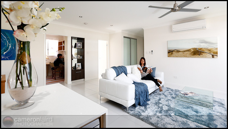 05 June 2013 Townsville, QLD - Hamptons 214 by Michael Case Homes.  Stockland North Shore display village - Photo: Cameron Laird (Ph: 0418238811)