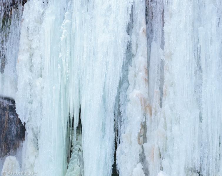 Reidbach-Wasserfall in Wädenswil
