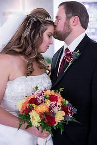 Jennifer & Corey - after church photos