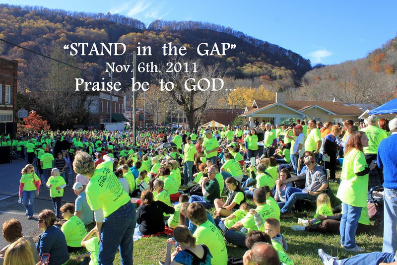 Stand in the Gap  Nov. 6th. 2011 087.JPG
