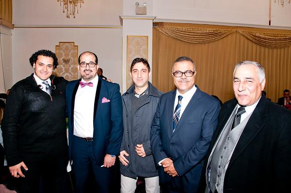 Ben Sinai Medical Center Holiday Party 12/11/16