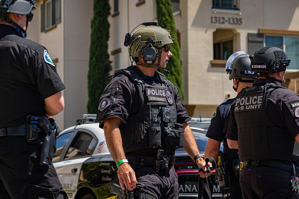 Irvine: Teenage Car Thief Arrested After Pursuit Leads To Standoff
